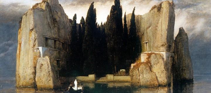 Suggestioni sopra il Castello di Barbablù: l'Isola dei morti di Böcklin