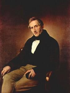 Ritratto di Alessandro Manzoni di Francesco Hayez, 1841