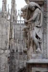 duomo di milano - architettura gotica