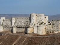 Una fortezza nel deserto: il Krak dei Cavalieri in Siria