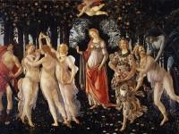 """La """"rinascita del paganesimo antico"""" con la Primavera di Botticelli"""