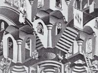 Le architetture impossibili di Escher