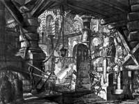 """Le """"Carceri d'invenzione"""" di Giovan Battista Piranesi: anticamera del sublime"""