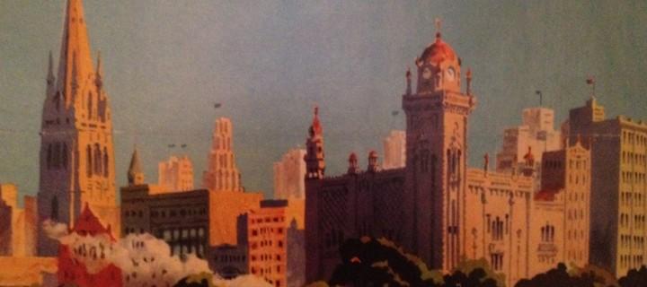 Melbourne, ovvero, la bellezza per errore