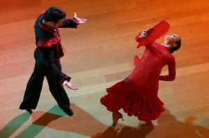 Esempio di paso doble come danza.