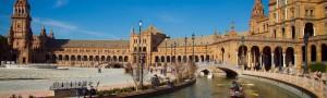 La meravigliosa Piazza di Spagna che ricorda quasi una Venezia in miniatura.