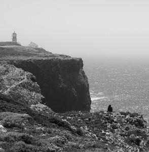 Cabo de S ã o Vincente. Foto scattata a Luglio 2014.
