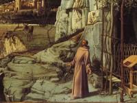 San Francesco nel deserto di Giovanni Bellini