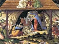 La natività mistica di Sandro Botticelli