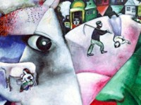 Marc Chagall e il violino