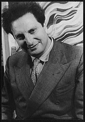Ritratto di Carlo Levi (1902-1975)