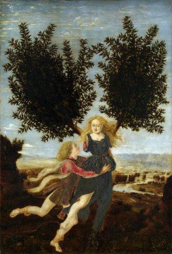 Piero del Pollaiolo, Apollo e Dafne,